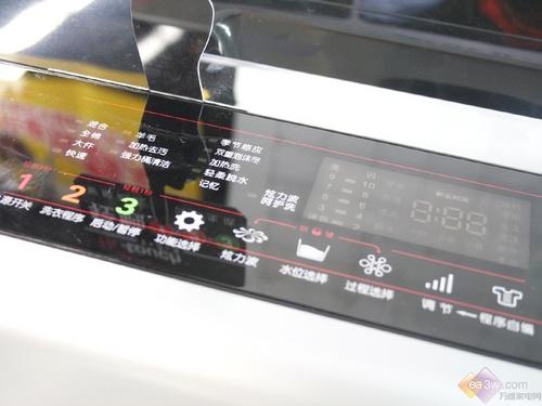 惠而浦xc700v16操作面板实拍