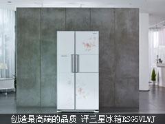 创造最高端的品质 评三星冰箱RSG5VLWJ