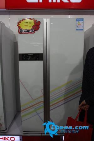 三强联手中韩电器黑白相加启动全国扩张; 以中韩为注册商标的冰箱